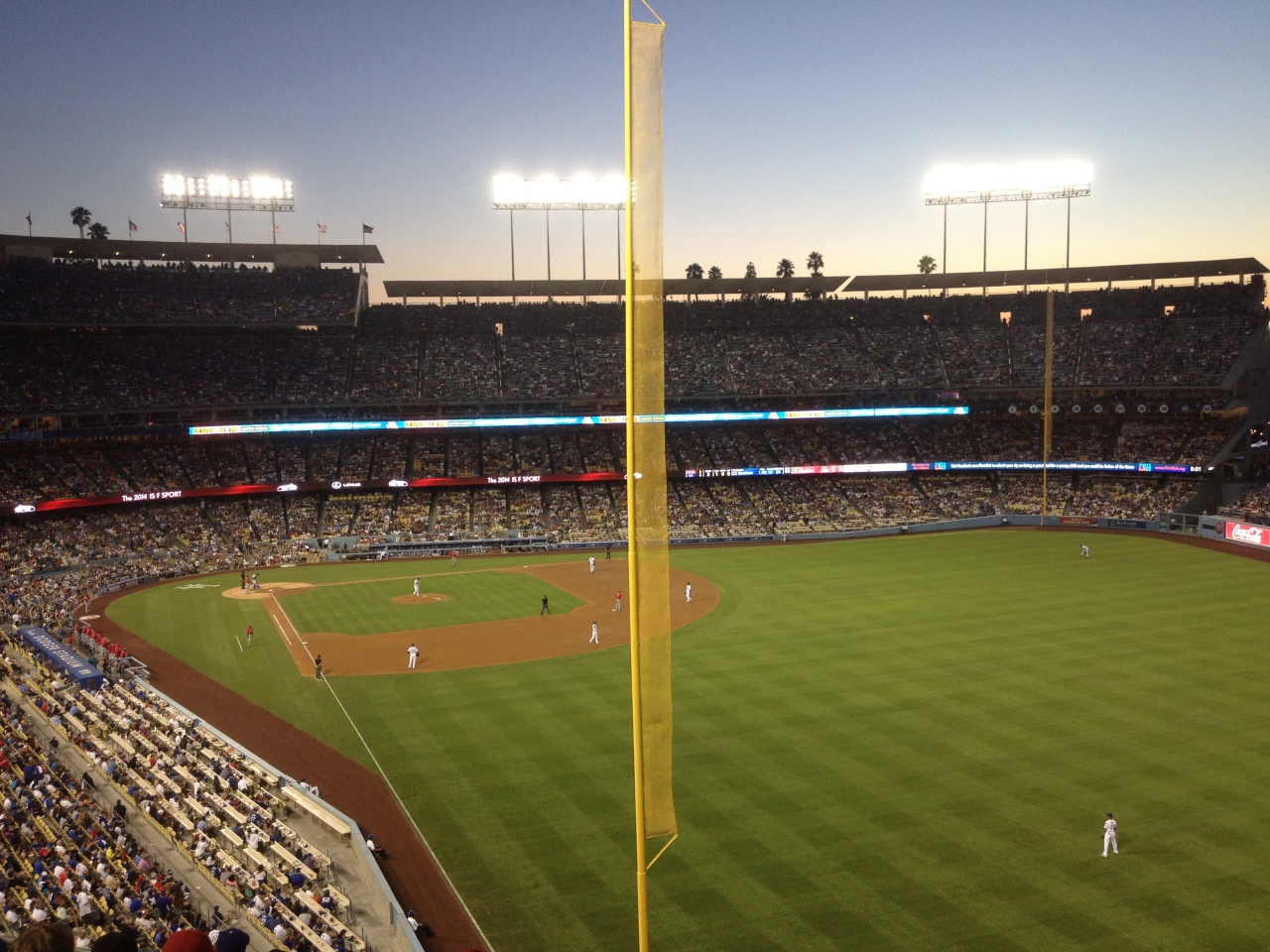 Dodgers Stadium: The Battle for Los Angeles, Trout vs Kershaw