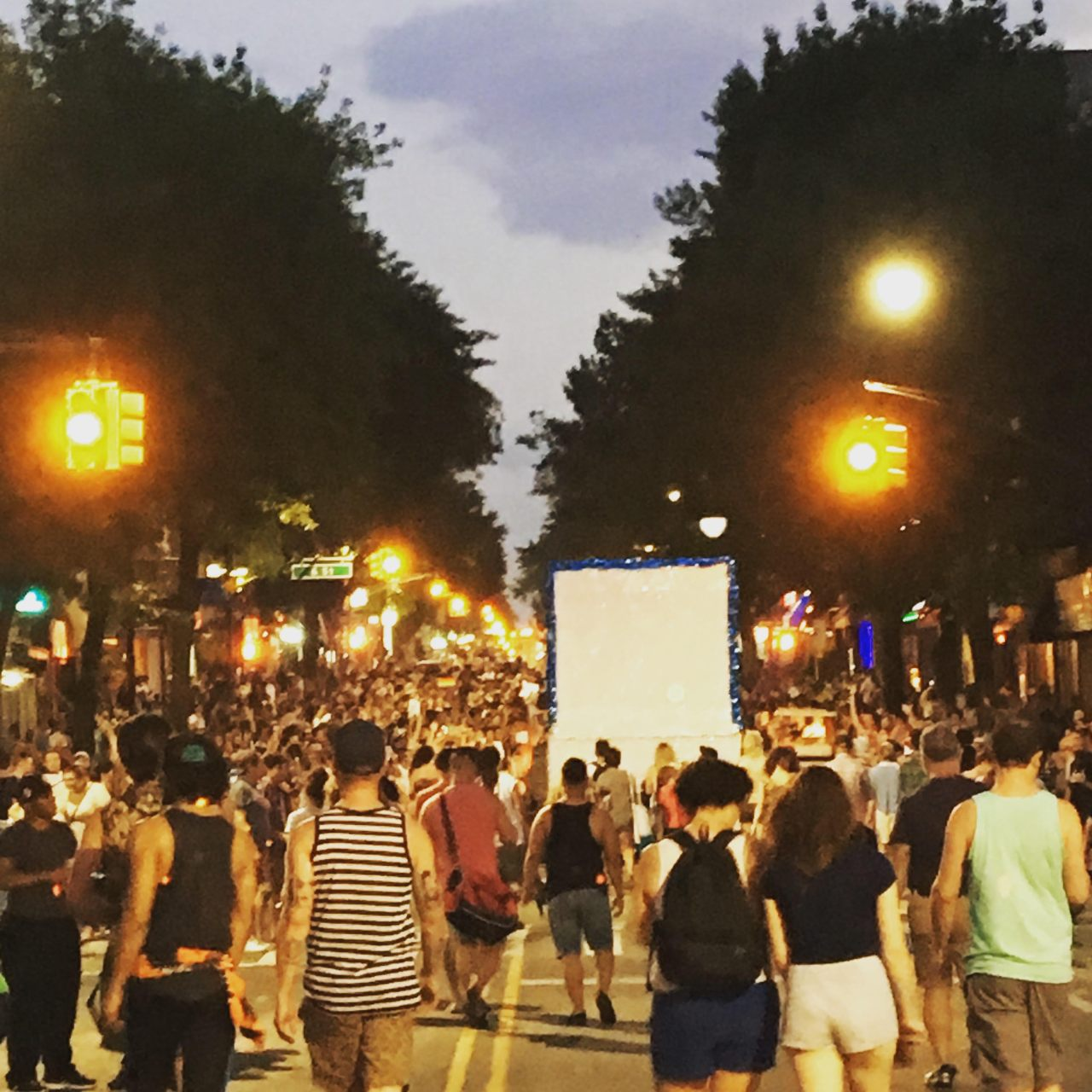 A Night Marching in Brooklyn Pride, Waking up to Orlando's Pulse Shooting