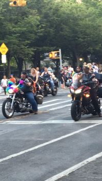 brooklyn pride lesbian bikes